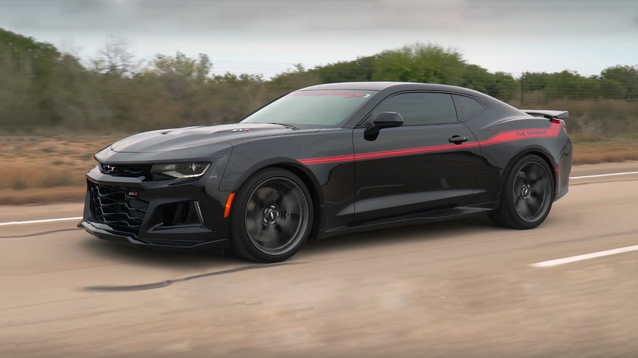 The Exorcist The Fastest 6 Gen Camaro On The Planet