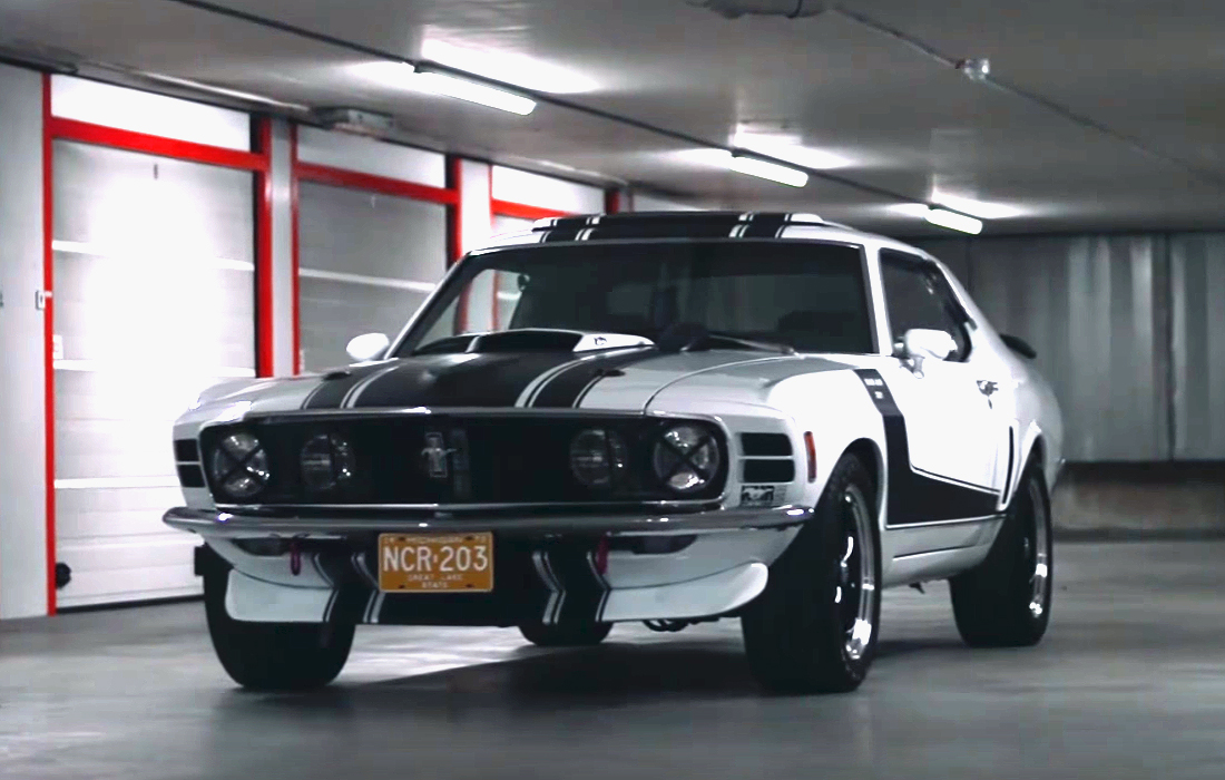1970 Ford Mustang Coupe 351 – Like You've Never Seen Before!
