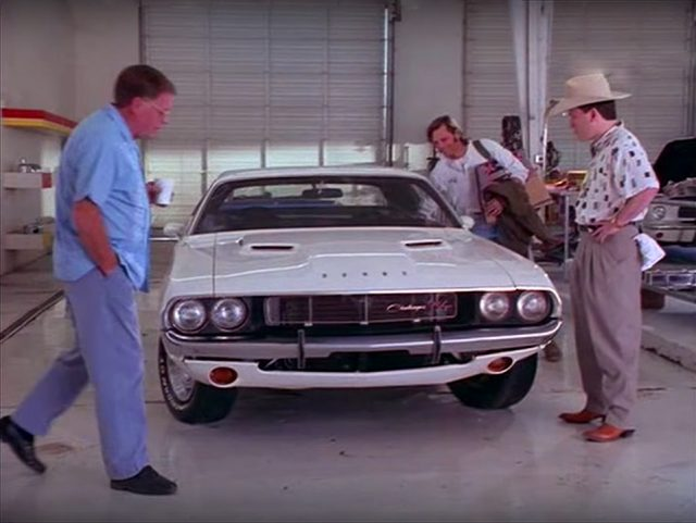 Vanishing Point 1970 Dodge Challenger 426 Hemi