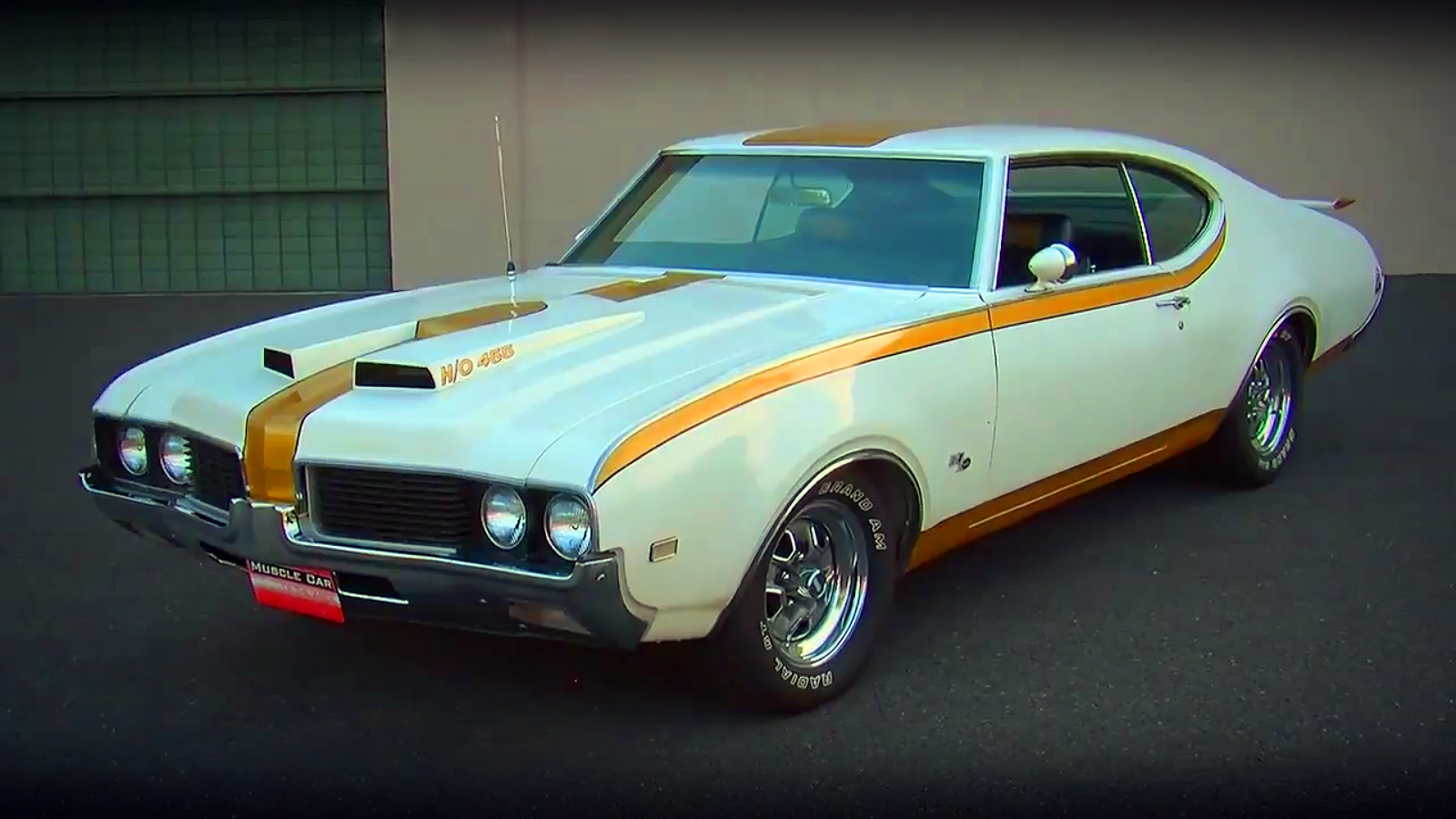 The True About this 1969 Hurst Oldsmobile Limited Edition