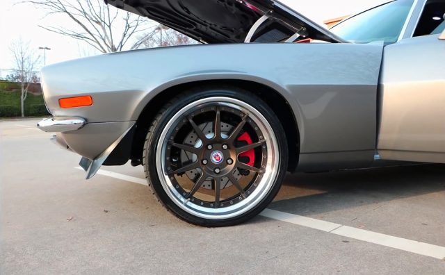 LS3 Powered 1970 Chevrolet Camaro Z/28 HRE wheels