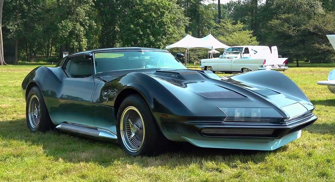 ultra rare 1969 chevrolet corvette manta ray mako shark ii. Black Bedroom Furniture Sets. Home Design Ideas