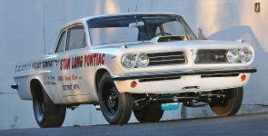 Story about The World's Fastest 1963 Pontiac Tempest