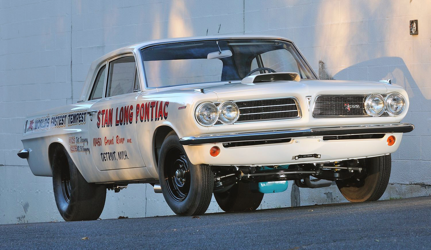 Story About The World S Fastest 1963 Pontiac Tempest 421