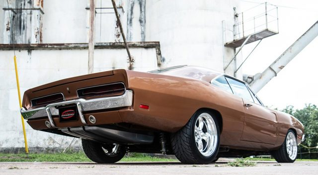 1969 Dodge Charger SRT Hellcat by Bumbera Performance