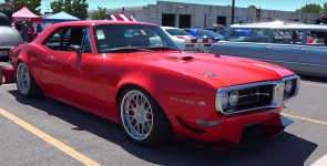 """Project Oculus"" – Pro Touring 1967 Pontiac Firebird Muscle Car"