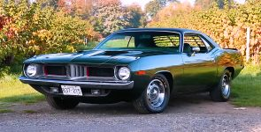 This 1973 Plymouth Cuda is Real Family Treasure