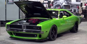 """BadAss """"Reverence"""" 1969 Hellcat Charger in Details"""