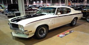 The Story Behind this Unique 1970 Buick GSX Stage 1 Prototype Show Car
