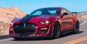 Finally The New 2020 Ford Shelby Mustang GT500 is Here!