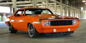 "Outstanding Custom Built Pro Touring 1969 Chevrolet Camaro RS ""Legacy"""