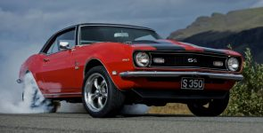 Icelandic Restoration Story of the 1968 Chevrolet Camaro SS