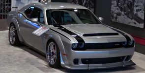 Mr.Norms 50th Anniversary GSS Hurst Hellcat Challenger