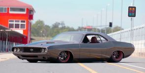 Havoc 1970 Dodge Challenger by Kam Rides