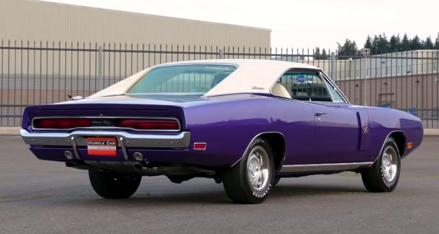 1970 Dodge Charger RT 440 Six Pack