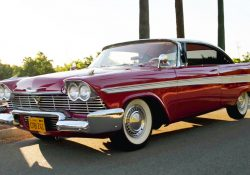 1958 Plymouth Fury