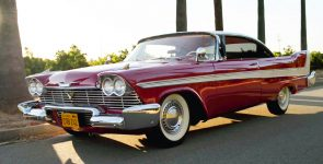 1958 Plymouth Fury – The Famous Christine
