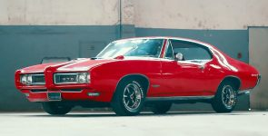 This Gorgeous Red 1968 Pontiac GTO Hurst Edition will Warm Your Heart!