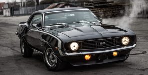 Immaculate Classic 1969 Chevrolet 396 SS Camaro