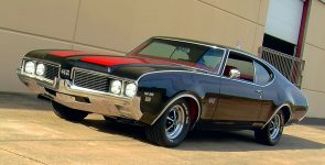 Gorgeous & Super Rare 1969 Oldsmobile 442 W30