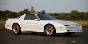 1989 Pontiac Firebird Turbo Trans Am 20th Anniversary Indy 500 Pace Car
