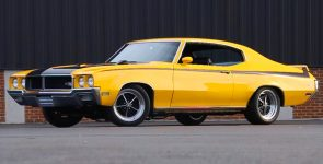 Unique Pro Touring 1970 Buick GSX Stage 1 Tribute