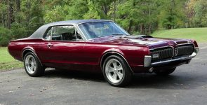The Love and Struggle with this 1967 Mercury Cougar