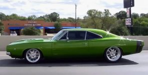 1968 Dodge SlamCharger – The Coolest Charger Ever Made