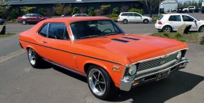 Absolutely Stunning 1970 Chevy Nova L78 Big-Block