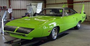 Numbers Matching 1970 Plymouth Road Runner Superbird 426 Hemi