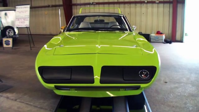 1970 Plymouth Road Runner Superbird Front