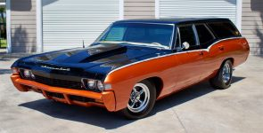 Not Your Average 1968 Chevrolet Impala SS Station Wagon