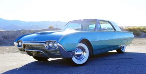 1962 Ford Thunderbird Persistent Beauty of the American Classic