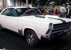 1966 Ford Fairlane GT-X Front