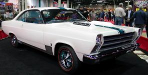 One Of a Kind 1966 Ford Fairlane GT-X 427 Prototype