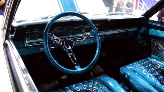 1966 Ford Fairlane GT-X Interior