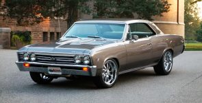 Top-Notch Pro-Touring 1967 Chevrolet Chevelle 396 Super Sport