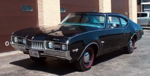 Super Rare 1968 Oldsmobile Cutlass S W31 350 Ram Rod