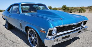 Awesome 1971 Chevrolet Nova 383 Stroker Restomod