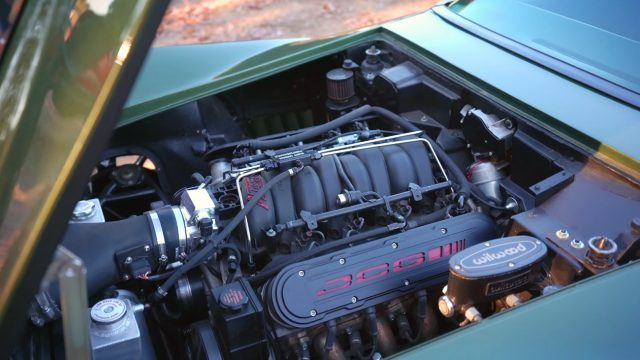 1970 Chevrolet Corvette C3 Engine