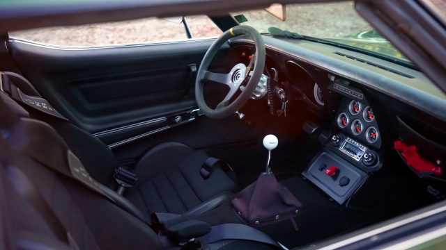 1970 Chevrolet Corvette C3 Interior