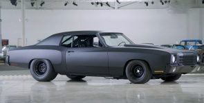 Sinister Looking 1970 Chevrolet Monte Carlo
