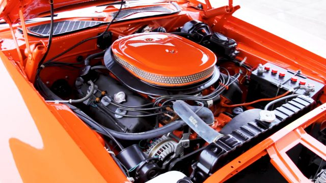 1971 Dodge Charger Super Bee Engine