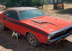 Barn Find 1971 Dodge Challenger RT 426 Hemi Main