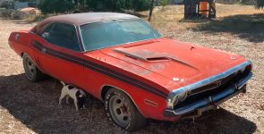 Ultimate Barn Find 1971 Dodge Challenger RT 426 Hemi