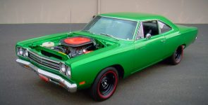1969 1/2 Plymouth Road Runner A12 Factory Drag Racer