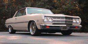 Super Simple 1965 Chevrolet Chevelle Malibu by Detroit Speed Inc