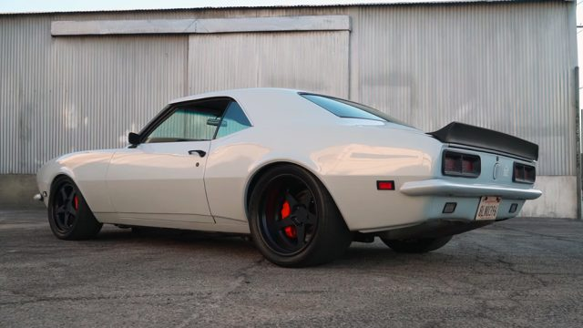 1968 Chevrolet Camaro LS3 Powered Rear