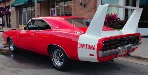 1969 Dodge Charger Daytona The Iconic NASCAR Race Car