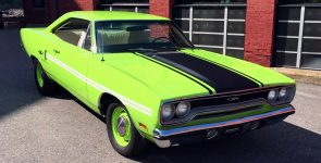 1970 Plymouth GTX 440 Six Pack the Gentleman's Muscle Car